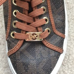 Michael Kors Shoes - Michael Kors Fashion Logo Sneakers
